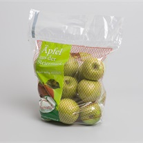 apples - PE film bag
