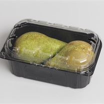 pears - duo color clamshell