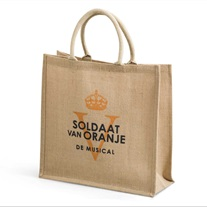 Sacs shopping en jute