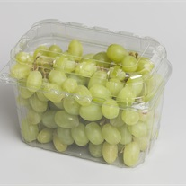 grapes - clamshell tray