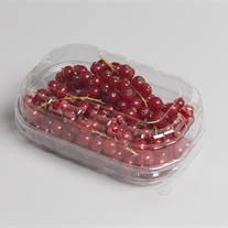 berries - plastic tray with lid